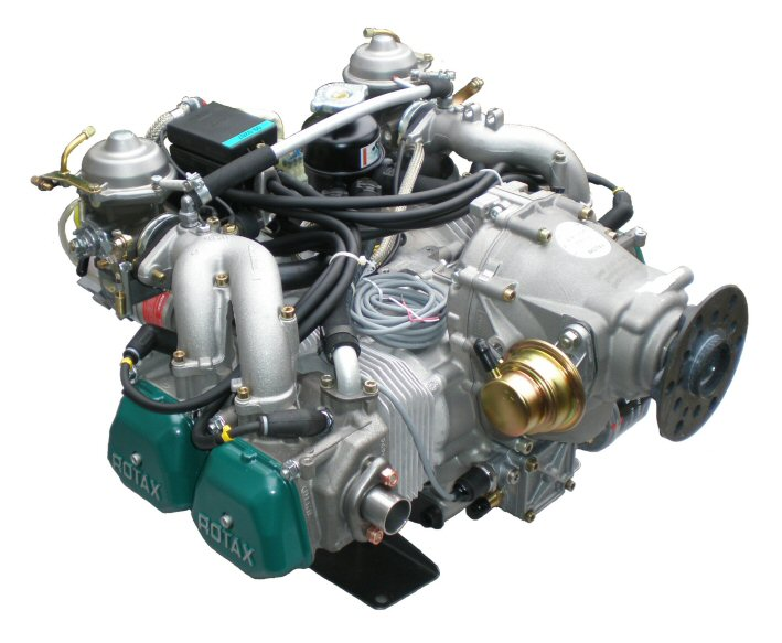 Rotax 912 Engine
